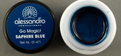 alessandro Farbgel Go Magic!Twist - Saphire Blue (5g)