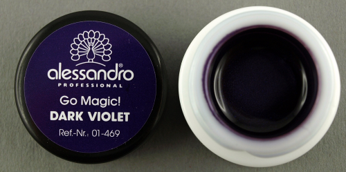 alessandro Farbgel Go Magic!Twist - Dark Violet (5g)