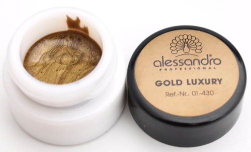 alessandro Farbgel - Gold Luxury (5g)