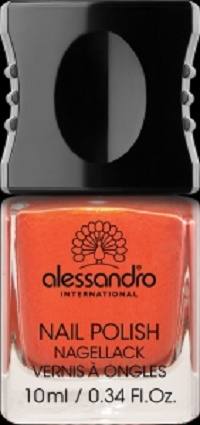 alessandro Nagellack We Love Colours - Red Sand (10ml)
