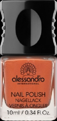 alessandro Nagellack We Love Colours - Chocolate Brown (10ml)