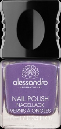 alessandro Nagellack We Love Colours - Shiny Violet (10ml)
