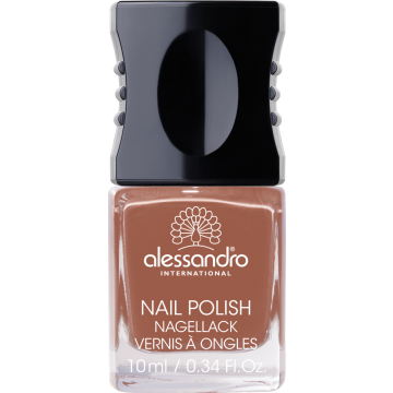alessandro Nagellack We Love Colours - Toffee Nut (10ml)