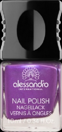 alessandro Nagellack We Love Colours - Lucky Violet (10ml)