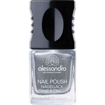 alessandro Nagellack We Love Colours - Silver Moon (10ml)
