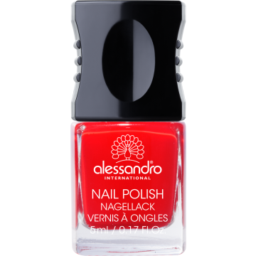 alessandro Nagellack Colour Explosion - Classic Red (5ml)