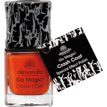 alessandro Go Magic! Crash Coat - Orange (10ml)