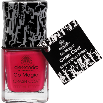 alessandro Go Magic! Crash Coat - Pink (10ml)