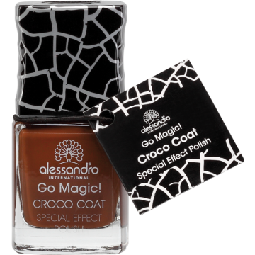 alessandro Go Magic! Croco Coat - Braun (10ml)