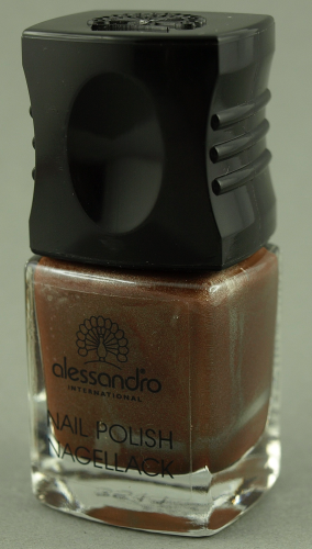alessandro Go Magic! Twist Magnetlack - Bombastic Brown (10ml)