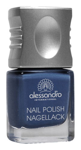 alessandro Nagellack Denim Diva - Stone Washed (10ml)