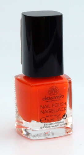 alessandro Nagellack Summer Of Love - Sundown (5ml)