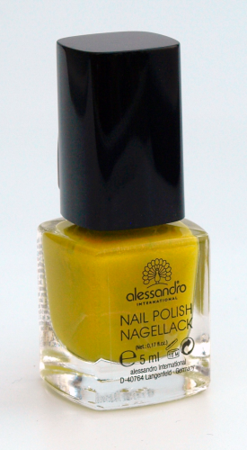 alessandro Nagellack Summer Of Love -  Golden Goddess (5ml)