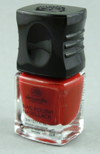 alessandro Nagellack Watch Me! - Red Sea Sand (5ml)