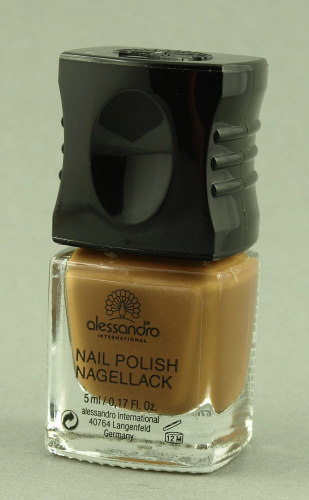 alessandro Nagellack Watch Me! - Camel Mirage (5ml)