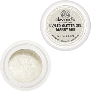 alessandro Glitter Gel - Marry Me (5g)