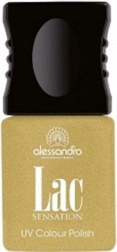 alessandro UV-Nagellack - Angel Gold (10ml)