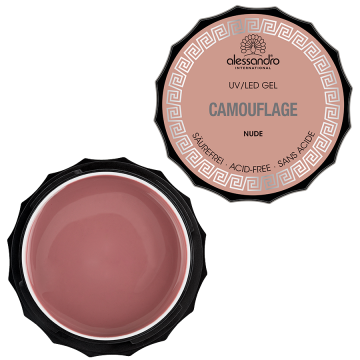 alessandro Camouflage Gel - Nude (15g)