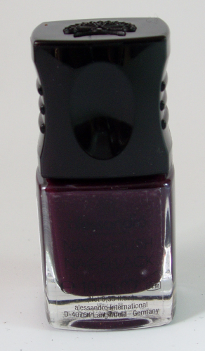 alessandro Nagellack - Dark Plum (10ml)