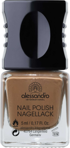 alessandro Nagellack So Hot, So Cool - Satiny Smooth (5ml)