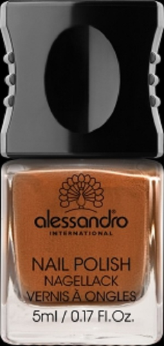 alessandro Nagellack En Vogue - Brown Bumble (5ml)