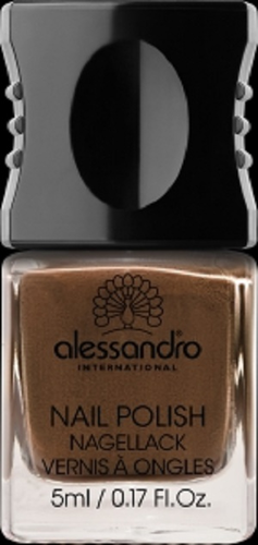 alessandro Nagellack En Vogue - Dark Petal (5ml)
