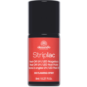alessandro Striplac Red Stars - Flaming Spirit (8ml)