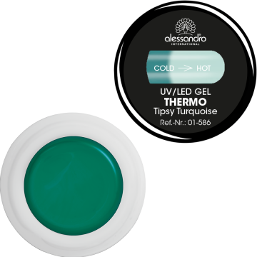 alessandro Farbgel Thermo Twist - Tipsy Turquoise (5g)
