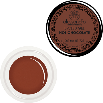 alessandro Farbgel - Hot Chocolate (5g)