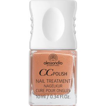 alessandro Nagellack Colour & Care - Mocca (10ml)