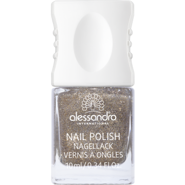 alessandro Nagellack White Night - New York Glam (10ml)
