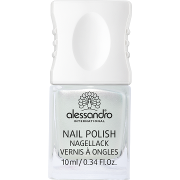 alessandro Nagellack White Night - Parisien Chic (10ml)