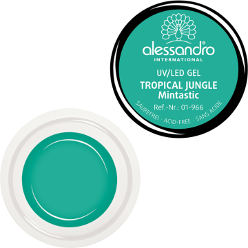 alessandro Farbgel Tropical Jungle - Mintastic (5g)