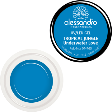 alessandro Farbgel Tropical Jungle - Underwater Love (5g)