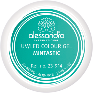 alessandro Farbgel Colour Explosion - Mintastic (5 g)