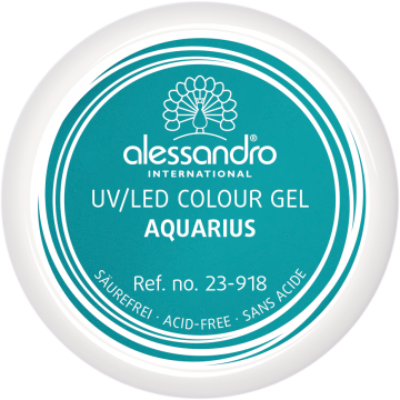 alessandro Farbgel Colour Explosion - Aquarius (5 g)
