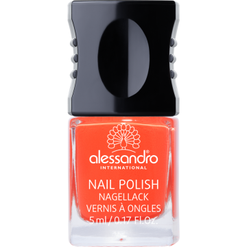 alessandro Nagellack Colour Explosion - Papa Papaya (5 ml)
