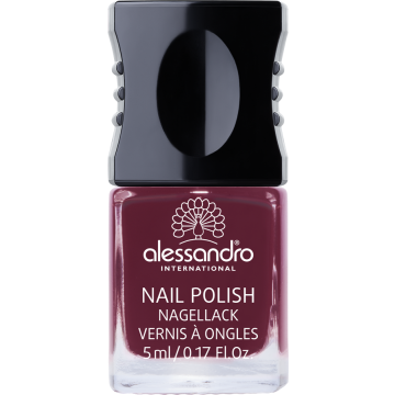 alessandro Nagellack Colour Explosion - Berry Wine (5 ml)