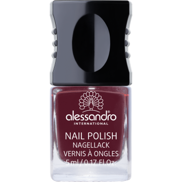 alessandro Nagellack Colour Explosion - Rouge Noir (5 ml)