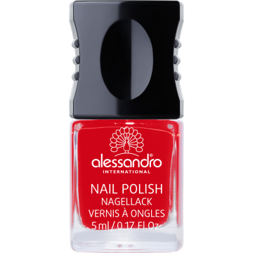 alessandro Nagellack Colour Explosion - Ruby Red (5 ml)