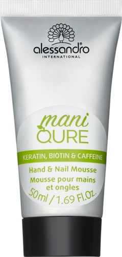 alessandro ManiQURE - Hand- & Nagelmousse (50ml)