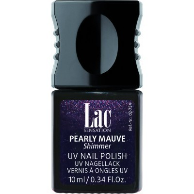 alessandro UV-Nagellack Majestic Me - Pearly Mauve (10ml)
