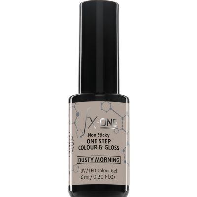 alessandro Farbgel Colour & Gloss - Dusty Morning (6ml)