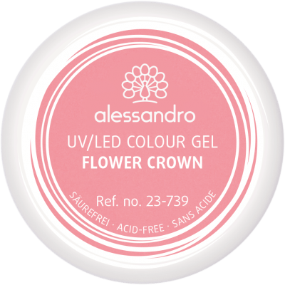 alessandro Farbgel Hello Beautiful - Flower Crown (5g)