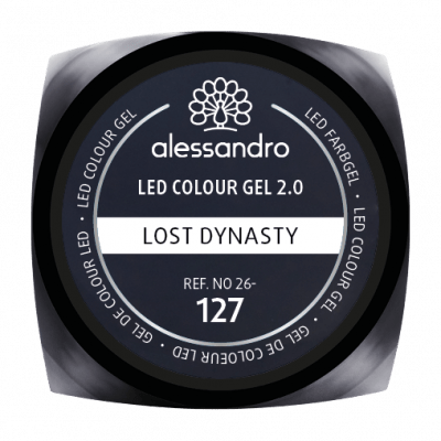 alessandro LED Colour Gel 2.0 - Lost Dynasty (5g)