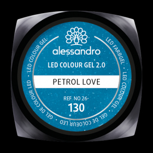 alessandro LED Colour Gel 2.0 - Petrol Love (5g)