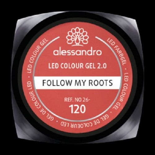 alessandro LED Colour Gel 2.0 - Follow My Roots (5g)
