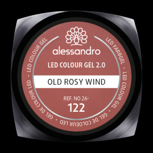 alessandro LED Colour Gel 2.0 - Old Rosy Wind (5g)