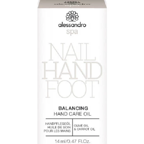 alessandro Spa - Balancing Hand Care Oil (14ml)