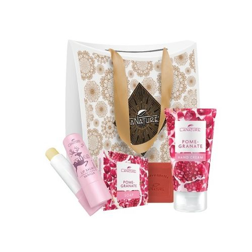 LaNature - X-Mas Geschenkset Perfect Match - Pomegranate